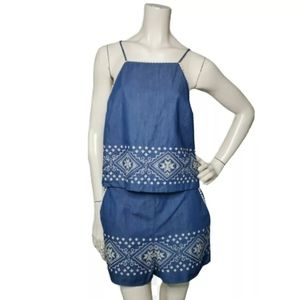 JOA Los Angeles Revolve Womens Shorts Outfit M